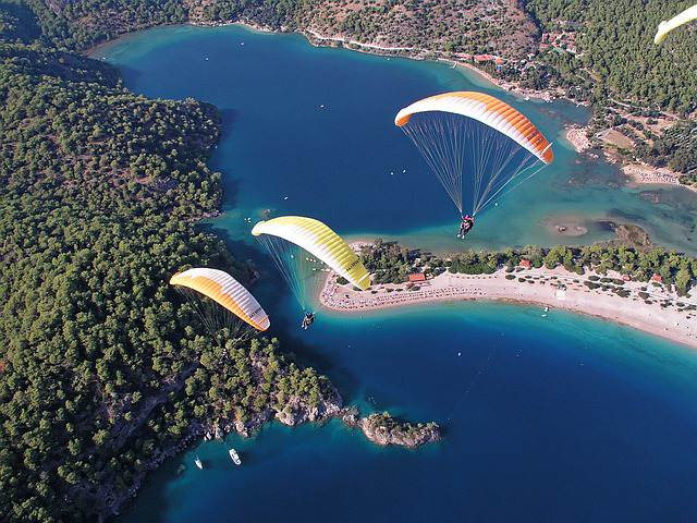 Best Time for Zip Fly and Paragliding in Pokhara