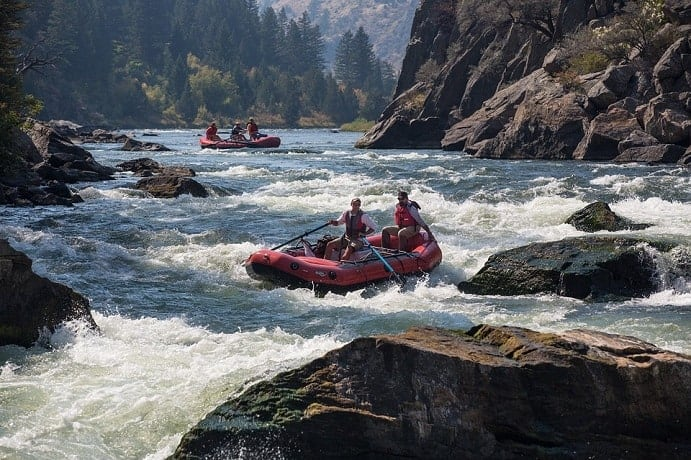 best 3 White River Rafting in Nepal