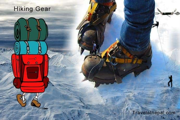 Gear Needed for Hiking in Nepal