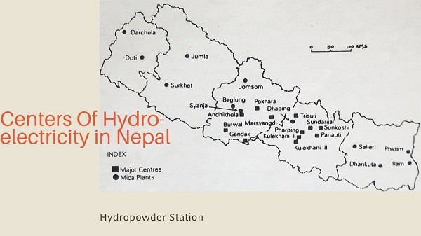 Hydropower Station in Nepal